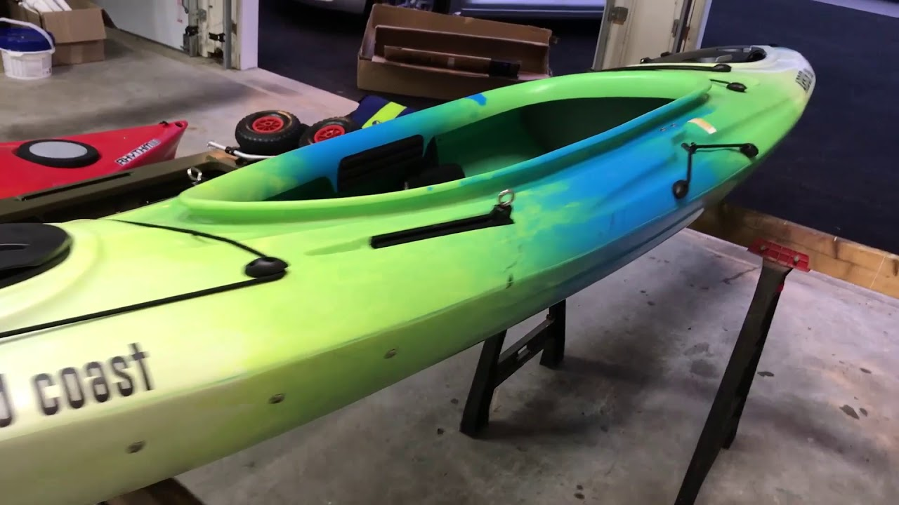 Arbor 100 Sit In Recreational Kayak