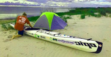 fishing kayak care