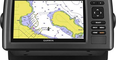 garmin echoMap 74sv review