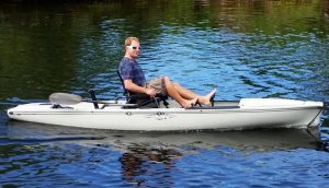 How Does a Pedal Kayak Work?
