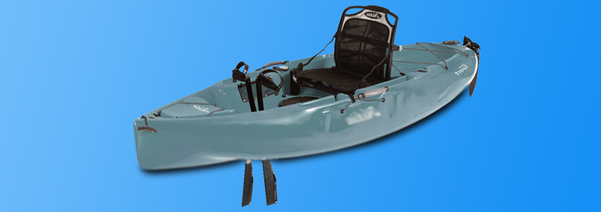 Pedal-Kayak-with-Mirage-Drive