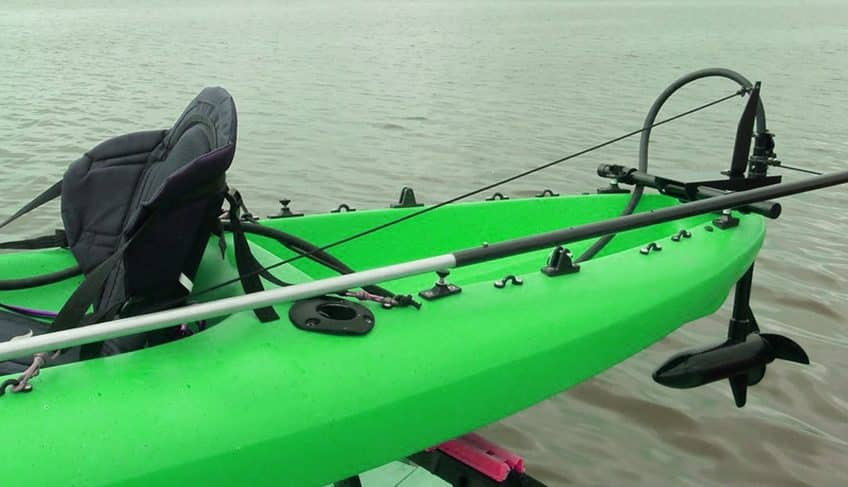 The Ultimate Guide for Choosing the Best Kayak Trolling Motors