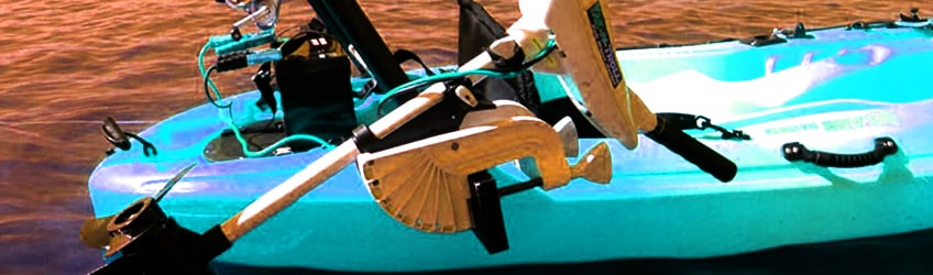 Choose The Best Kayak Trolling Motors For Better Efficiency