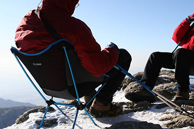 Big Agnes Helinox Chair One Review for Avid Campers