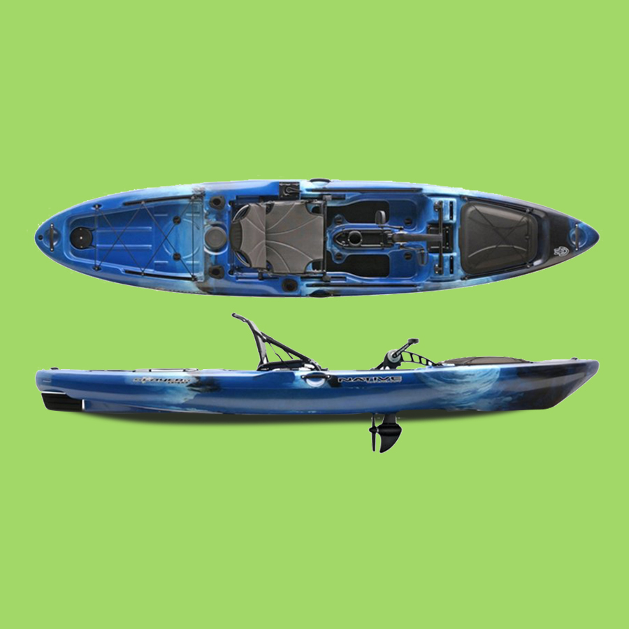 Native Watercraft Slayer 13 Propel Kayak
