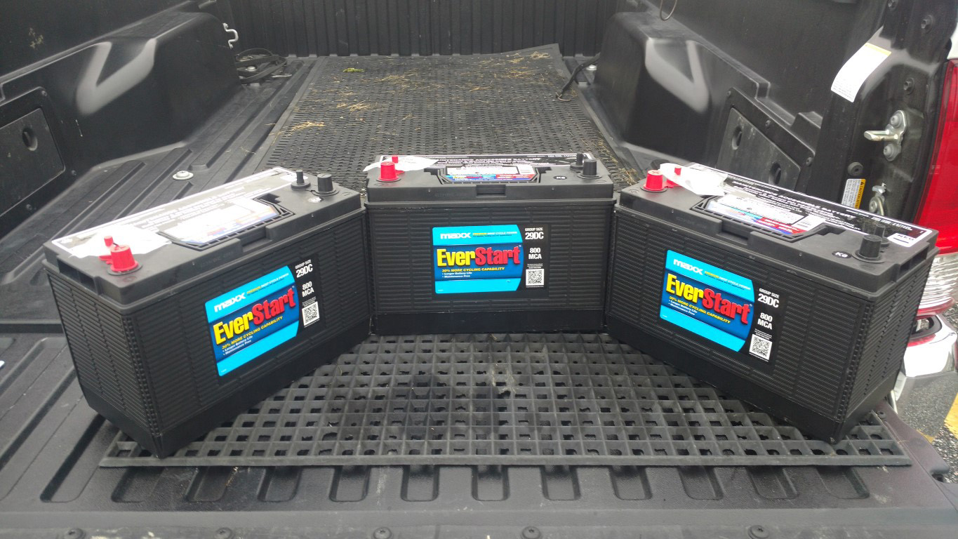 Top 10 Best Trolling Motor Batteries (2020): Premium Compact Models With High Amperage, Durability & Portability Tested for Weeks by Watercraft Experts —Full Reviews & Buyer's Guide