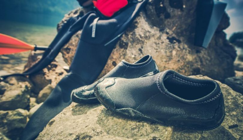 What Shoes to Wear When Kayaking