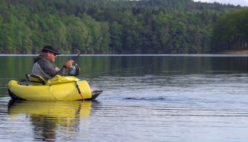 how to patch a float tube