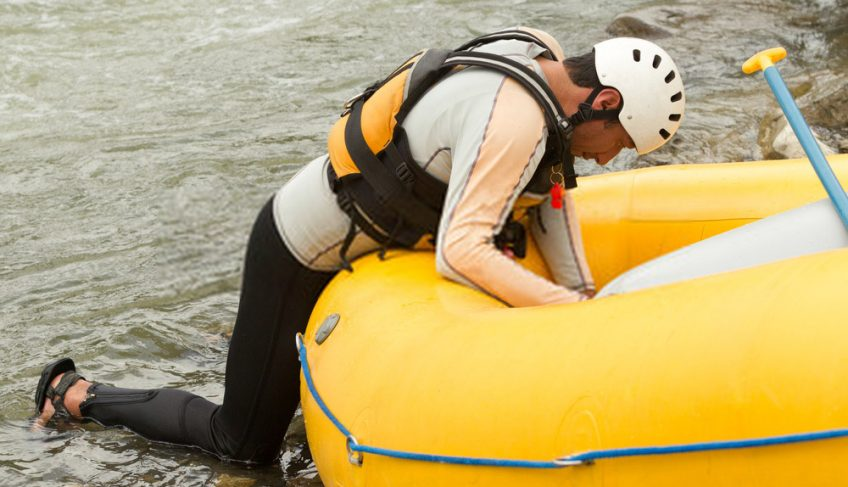 The Ultimate Inflatable Boat Repairing Guide | Step-By-Step
