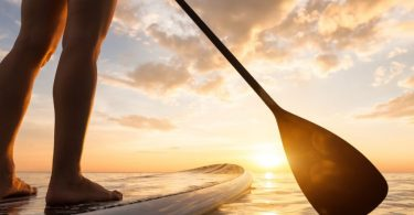 How to Make a Paddle Board