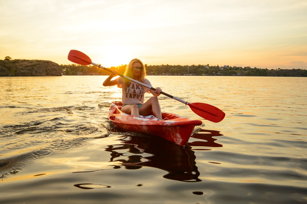 Best Sit On Top Kayaks (2020): Premium Models With Robust PVC & Polyethylene Construction – Superior Stability, UV & Impact Protection, Comfy Backrest, Enough Storage & Gear Holders— Thoroughly Reviewed After Testing