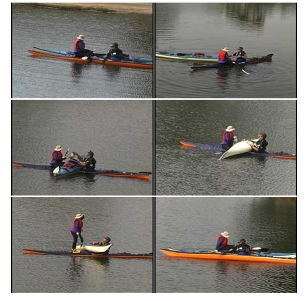 kayak recovery techniques