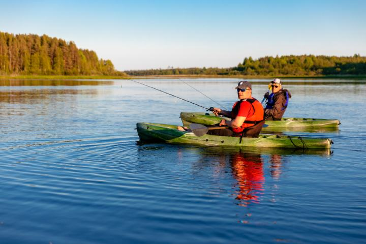 Best Fishing Spots in the USA