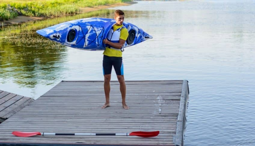 How to Get in and Out of a Kayak