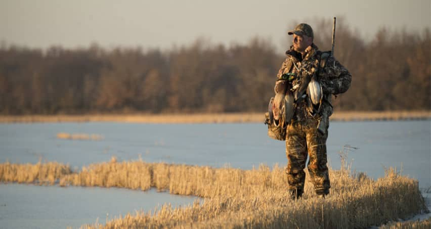What to Wear Under Waders When Duck Hunting