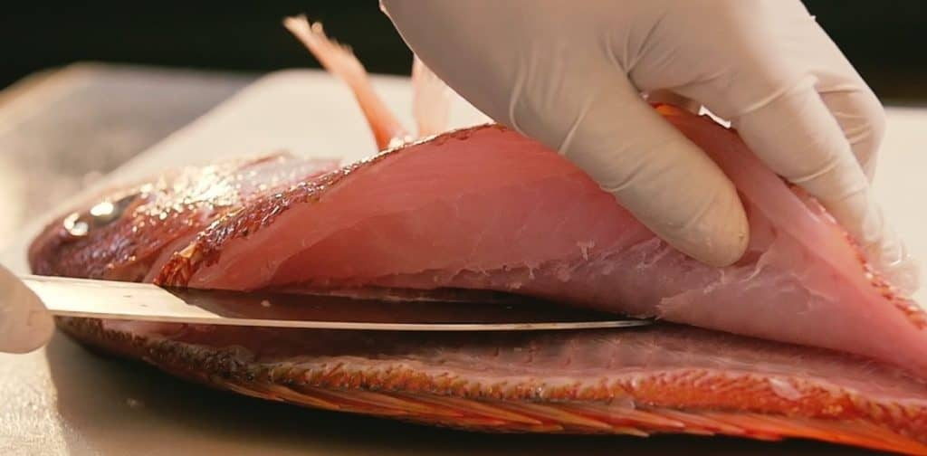 Slicing the perfect fillet